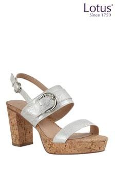 Lotus Footwear Sling Back Sandals