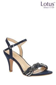 Lotus Diamanté Sandals