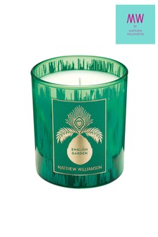 Matthew Williamson Scented Candle - 200g - English Garden