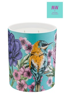 Matthew Williamson Extra Large Luxury Candle- 600g - English Garden