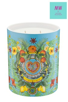 Matthew Williamson Extra Large Luxury Candle- 600g - Summer Siesta
