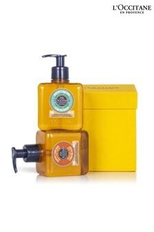 L'Occitane Citrus and Rosemary Hand Wash Duo