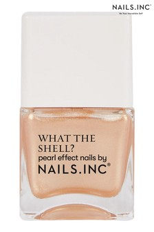 NAILS INC What the Shell Nail Polish Call Me On My Shell Phone
