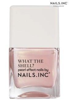 NAILS INC What the Shell Nail Polish Shells Aloud