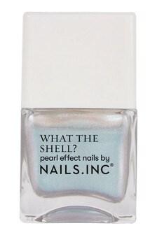 NAILS INC What the Shell Nail Polish Lets Take a Shelfie