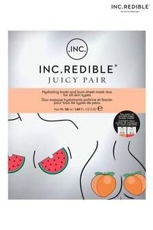 INC.REDIBLE Juicy Printed Bum & Boob Masks