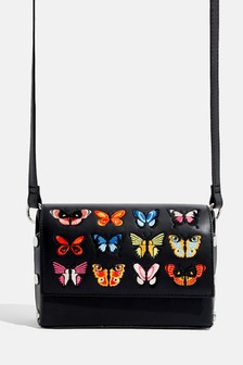 Skinnydip Butterfly Cross Body Bag