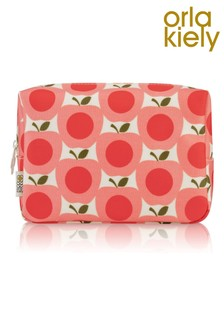 Orla Kiely Apple Large Cosmetic Bag