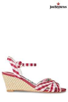 Joe Browns American Diner Wedge Sandals