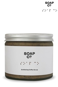The Soap Co. Exfoliating Coffee Scrub 250ml