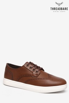 Threadbare Peterson Brogue