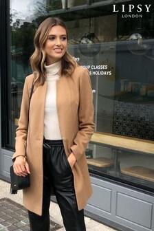 Lipsy Crombie Coat