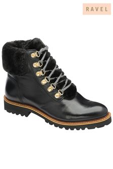 Ravel Leather Hiker Boot