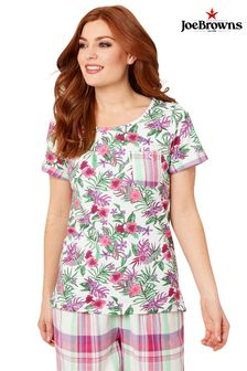 Joe Browns Mix And Match Floral T-Shirt