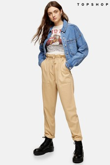 Topshop Tapered Trouser