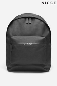 NICCE Backpack With Pencilcase & Centralised Zip Logo