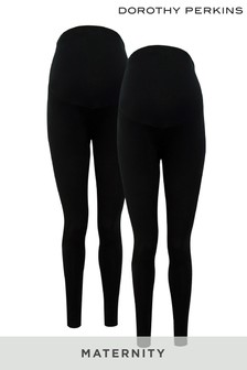 Dorothy Perkins Maternity Leggings - Pack Of 2