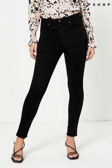 Topshop Short Leg Leigh Skinny Jeans