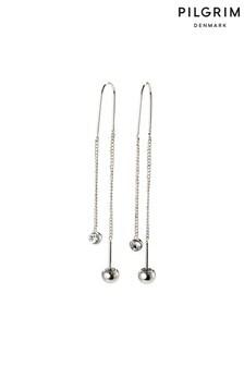 Pilgrim Meg Plated Crystal Earring