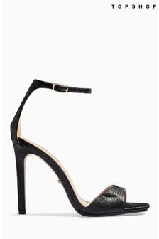 Topshop Skinny Two-Part Sandal