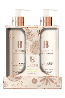 Boutique from The English Bathing Company Hand Care Duo Set