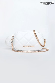 Valentino By Mario Valentino Ocarina Quilted Crossbody Belt Bag
