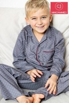 Cyberjammies Kids Long Sleeve PJ Set
