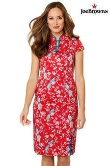 Joe Browns Elegant Mandarin Collar Dress
