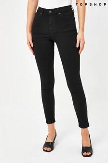 Topshop Regular Leg Jamie Skinny Jeans