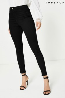 Topshop Short Leg Holding Power Jean