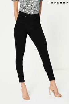 Topshop Short Leg Jamie Jeans