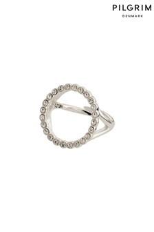 Pilgrim Malin Adjustable Crystal Ring