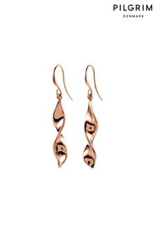 Pilgrim Elaine Plated Earrings