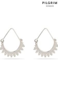Pilgrim Kiku Plated Earrings