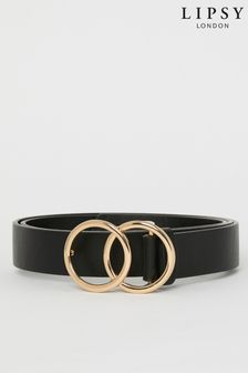 Lipsy Double Ring Belt
