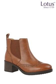 Lotus Footwear Casual Ankle Boot