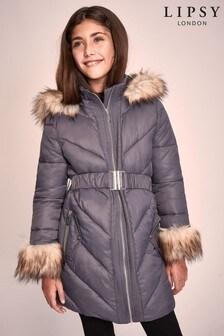 Girls Grey Coats & Jackets | Next Official Site
