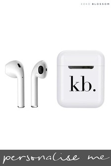 Personalised Ear Buds By Koko Blossom