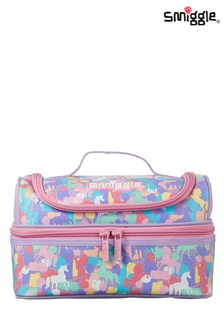 Smiggle Illusion Double Decker Lunchbox
