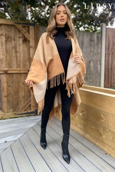 Lipsy Colourblock Cape