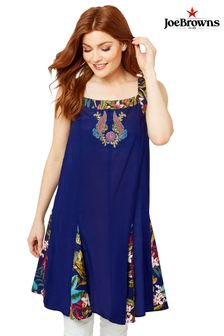 Joe Browns Embroidered Godet Tunic