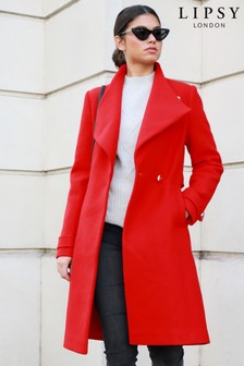 Lipsy Wrap Coat