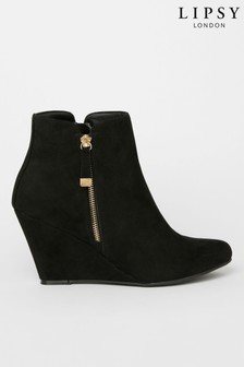 Lipsy Wedge Boot