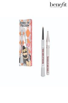 Benefit Double The Precision Precisely My Brow Pencil Booster Set