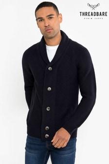 Threadbare Shawl Collar Cardigan