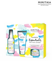Mimitika Summer Essentials Kit With Body Spray SPF 30