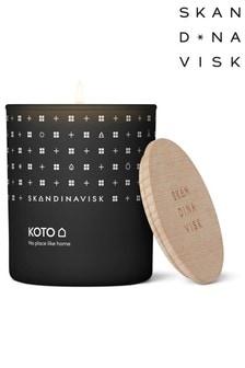 SKANDINAVISK KOTO Scented Candle with Lid 200g