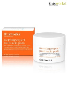 This Works Morning Expert Multiacid Pads