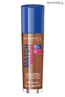 Rimmel London Match Perfection Foundation