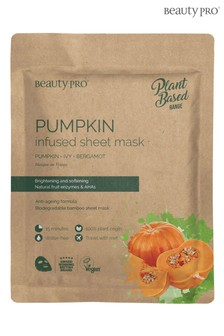BeautyPro Pumpkin Infused Sheet Mask 22ml
